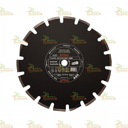 Deimantinis pjovimo diskas STIHL DF-80A (300 mm)