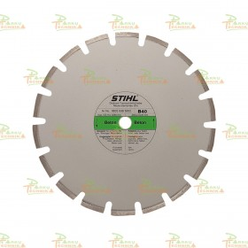Deimantinis pjovimo diskas STIHL D-B40 (300 mm)