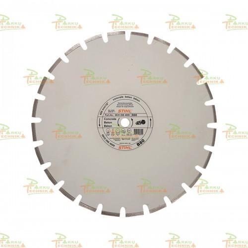Deimantinis pjovimo diskas STIHL D-B80 (400 mm)