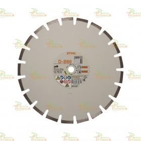 Deimantinis pjovimo diskas STIHL D-B60 (350 mm)