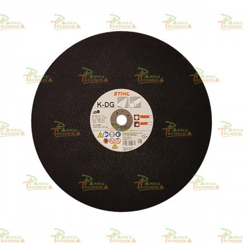 Abrazyvinis pjovimo diskas STIHL K-DG (350 mm)