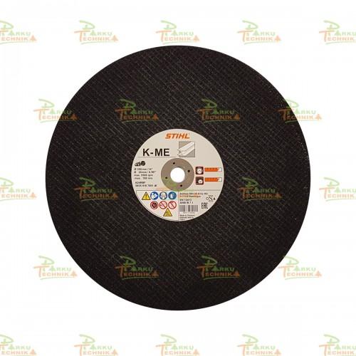 Abrazyvinis pjovimo diskas STIHL K-ME (350 mm)