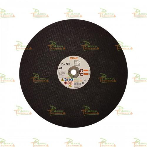 Abrazyvinis pjovimo diskas STIHL K-ME (400 mm)