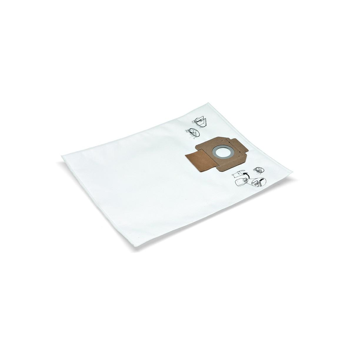 Dulkių siurblių STIHL maišeliai su dangteliu (SE 122 E)