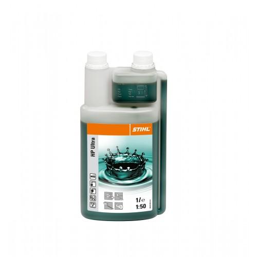 Dvitakčių variklių alyva STIHL HP Ultra 1 l (skirta 50 l)