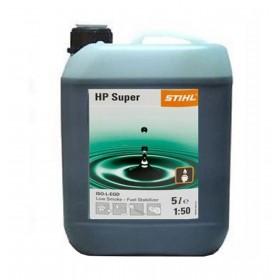 Dvitakčių variklių alyva STIHL HP Super 5 l (skirta 250 l)
