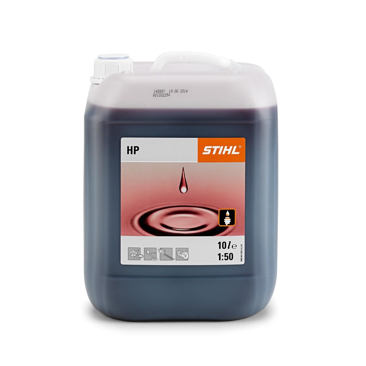 Dvitakčių variklių alyva STIHL HP 10 l (skirta 500 l)