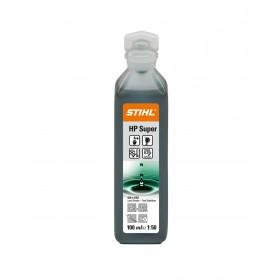 Dvitakčių variklių alyva STIHL HP Super 100 ml (skirta 5 l)