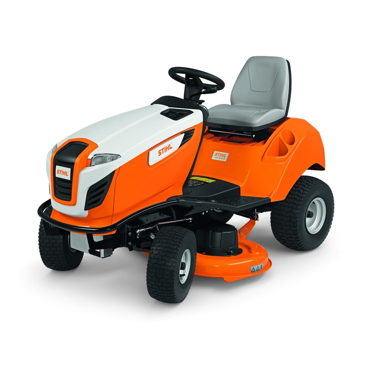 Vejos pjovimo traktorius STIHL RT 4112 S