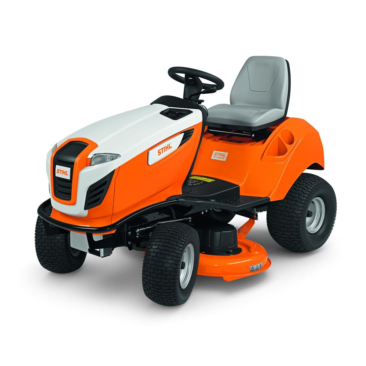 Vejos pjovimo traktorius STIHL RT 4112 SZ