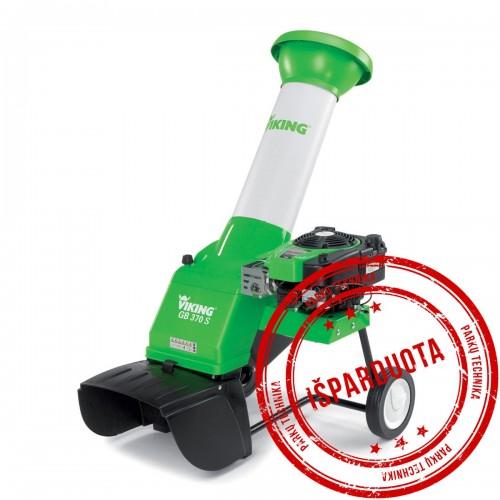 Benzininis sodo smulkintuvas VIKING GB 370 S