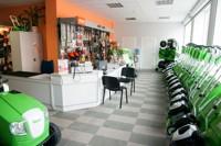 Parkų Technika parduotuvė - Kaunas